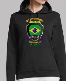 No soy perfecta, soy Brasileña jersey