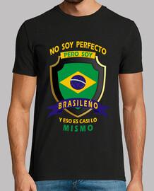No soy perfecto, soy Brasileño chico