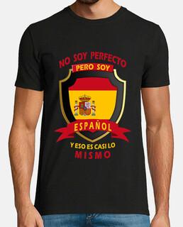 No soy perfecto, soy Español chico