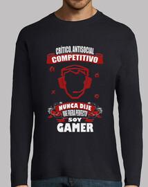 No soy perfecto, soy Gamer
