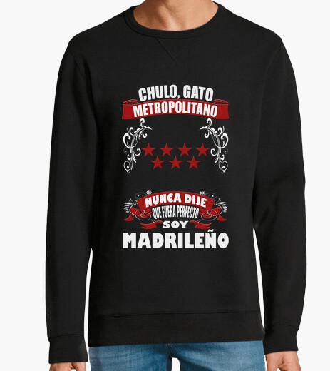 Jersey No Soy Perfecto, Soy Madrileño