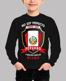 No soy perfecto, soy Peruano