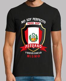 No soy perfecto, soy Peruano chico