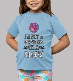 No soy princesa soy Khaleesi azul