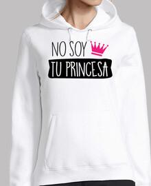 No Soy Tu Princesa (Fondo Claro)