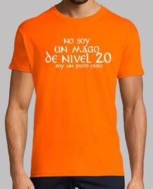NO SOY UN MAGO DE NIVEL 20 © SetaLoca