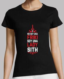 No Soy una Friki, Soy una Lord Sith