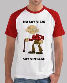 No soy Viejo Soy Vintage
