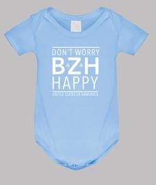 no te preocupes (bzh) feliz