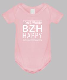 no te preocupes (bzh) feliz - bebé cuerpo