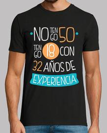 No tengo 50, Tengo 18 Con 32 Años de Experiencia, 1970 V1