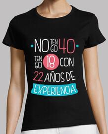 No tengo 50, Tengo 18 Con 32 Años de Experiencia, 1980 V1