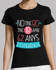 No Tinc 80... 1940, Catalán