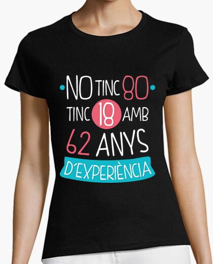 No tinc 80 ... 1940, catalan t-shirt