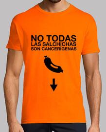 No todas las salchichas son cancerígenas Nacho vidal