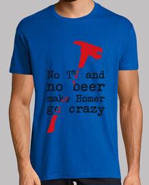 no tv e no birra
