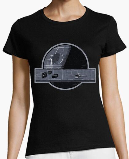 Camiseta no una luna