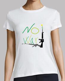 No war chica