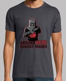 Nobody around here passes