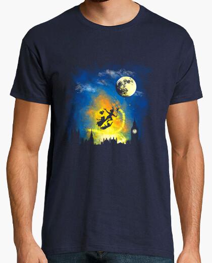 Camiseta noche mágica