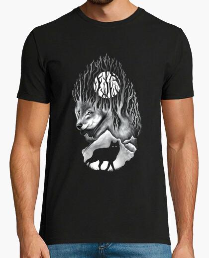 Camiseta noches de invierno silvestres