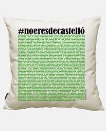 #noeresdecastellon