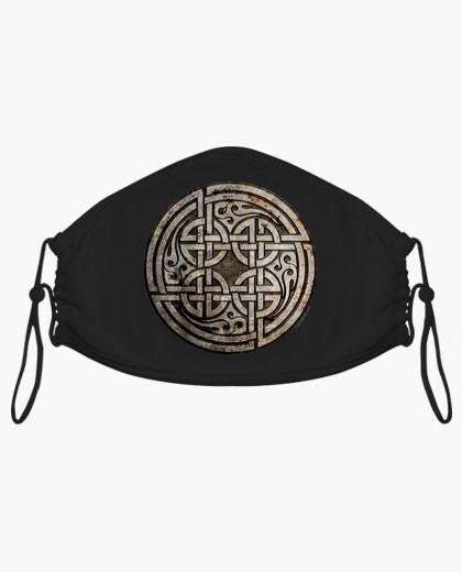 Masque noeud celtique - amour éternel