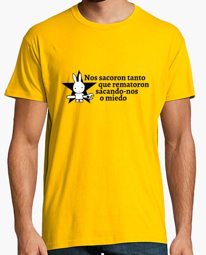 T-shirt noi sacoron così tanto