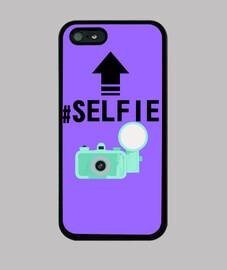 noir #selfie