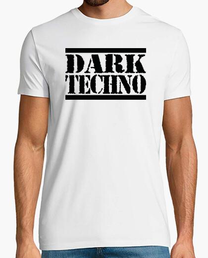 Tee-shirt noir tencho noir