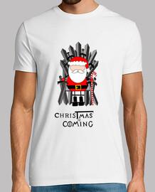 Noël à coming