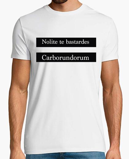 T-shirt nolite si bastardes carborundorum