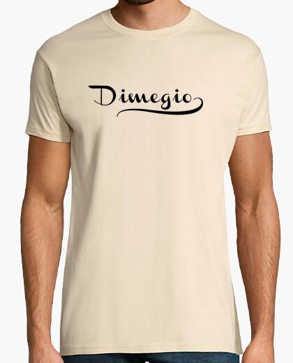 Tee-shirt nom dimegio
