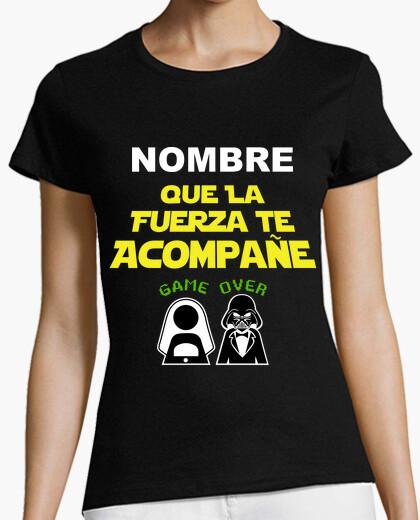 Tee-shirt Nom personnalisé bachelorette