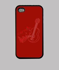Funda iPhone Funda The Walking Dead (5) laTostadora