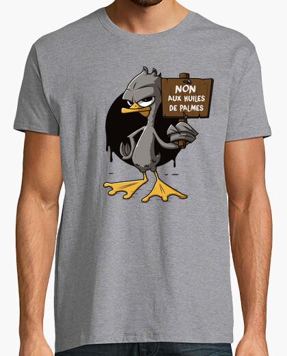 Tee-shirt non aux huiles de palmes