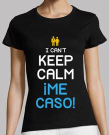 Non can keep calma mi sposo!