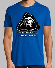 non c'è nessun justice - ci 's solo io