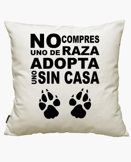 Fodera cuscino non comprare uno di razza, adottane uno senza casa