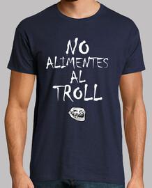 non dare da mangiare al troll