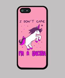 non mi preoccupo im un unicorno, unicorno, umorismo