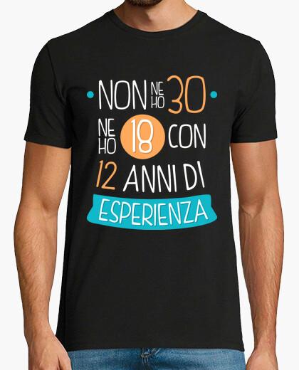 T-shirt non ne ho 30