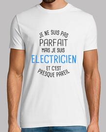 Non perfetto, ma elettricista