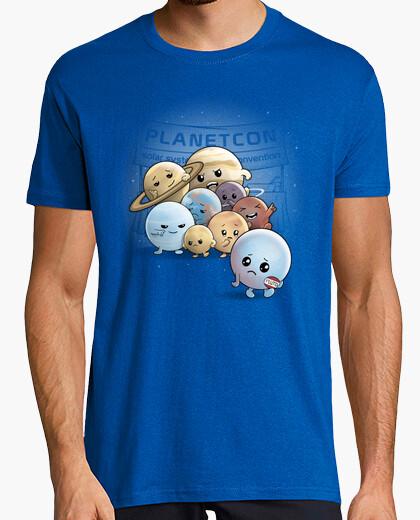 T-shirt Non più pianeti