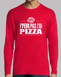non posso avere la pizza