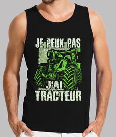 Non posso avere un trattore