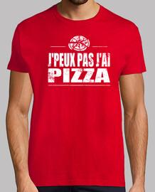 non posso ho una pizza