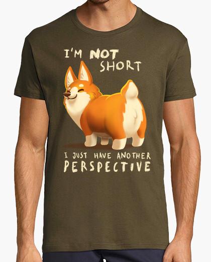 T-shirt Non sono piccolo