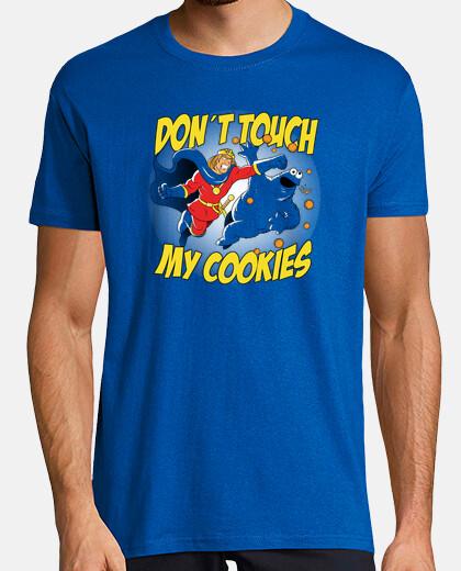 non tocca il mio cookies