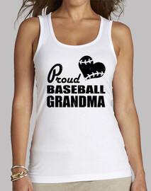 nonna di baseball orgogliosa